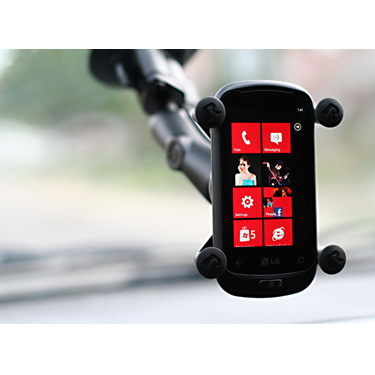 Ram 174 X Grip 174 Phone Mount With Twist Lock Suction Cup Base